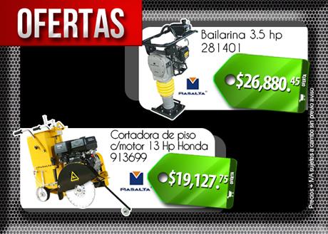 En Ferretera Centenario tenemos productos MASALTA en Oferta