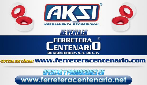Herramientas AKSI de venta en Ferretera Centenario de Monterrey