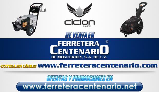 Productos de la marca CICLON FLOW de  venta en Ferretera Centenario de Monterrey