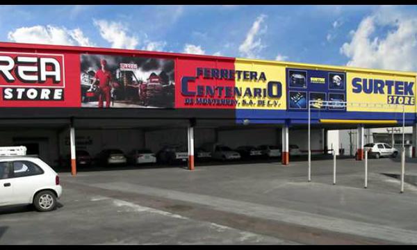 Urrea Store y Surtek Store en Ferretera Centenario de Monterrey