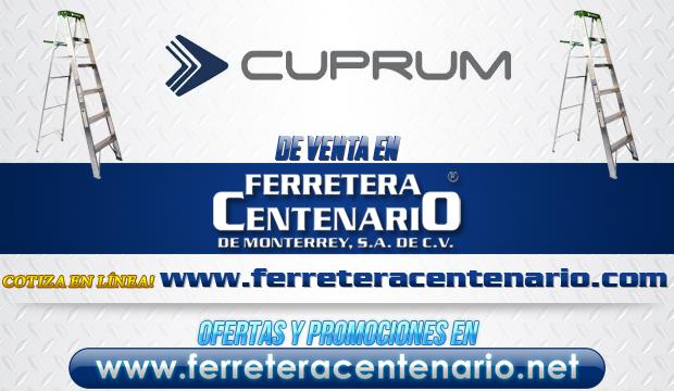 CUPRUM de venta en Ferretera Centenario de Monterrey