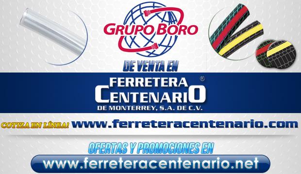 Marca GRUPO BORO de venta en Ferretera Centenario de Monterrey