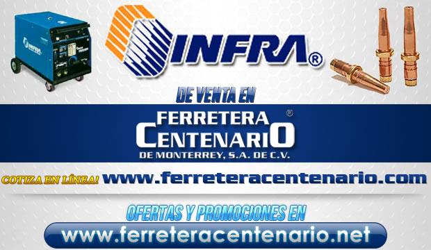 Productos INFRA de venta en Ferretera Centenario