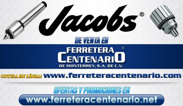 Productos JACOBS de venta en Ferretera Centenario