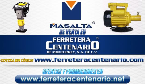 Herramientas y equipos MASALTA de venta en Ferretera Centenario