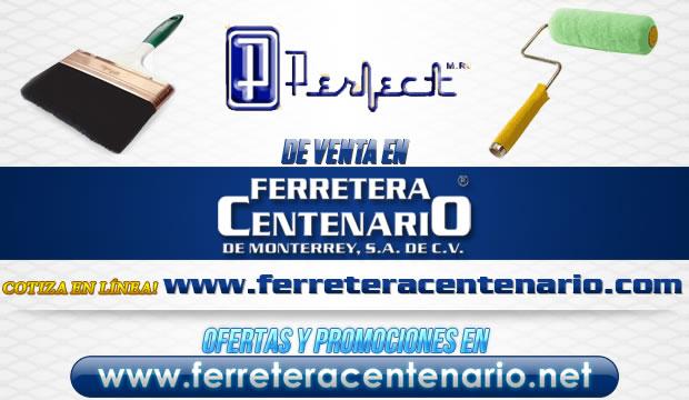 Productos marca PERFECT de venta en Ferretera Centenario