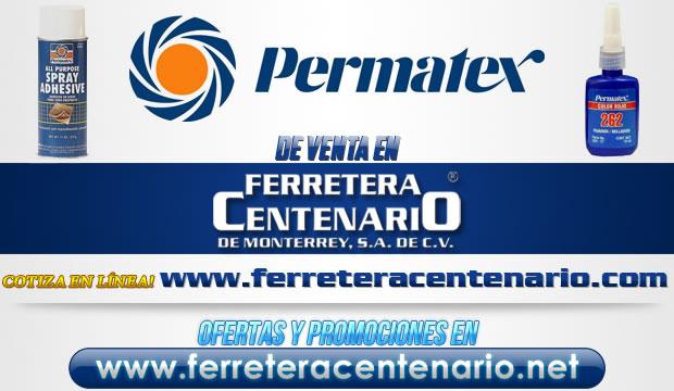 Adhesivos PERMATEX de venta en Ferretera Centenario