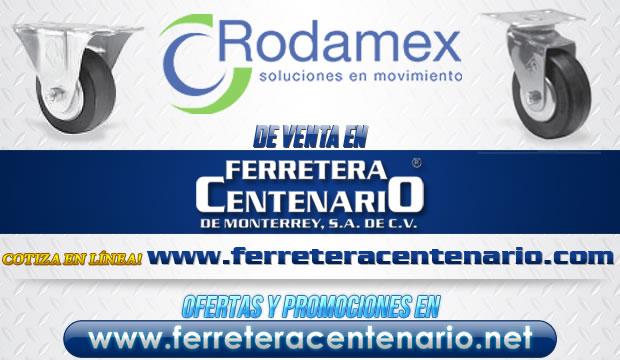 Productos RODAMEX de venta en Ferretera Centenario