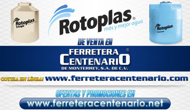 Tinacos ROTOPLAS de venta en Ferretera Centenario de Monterrey