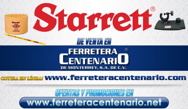 Productos STARRET de venta en Ferretera Centenario