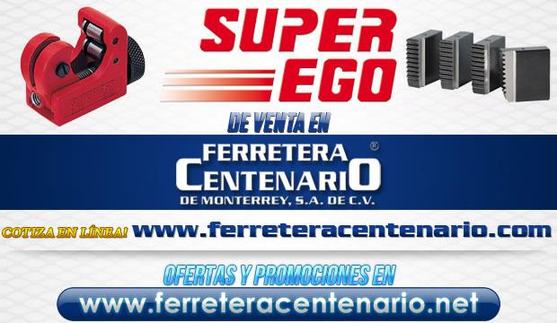 Productos SUPER EGO de venta en Ferretera Centenario