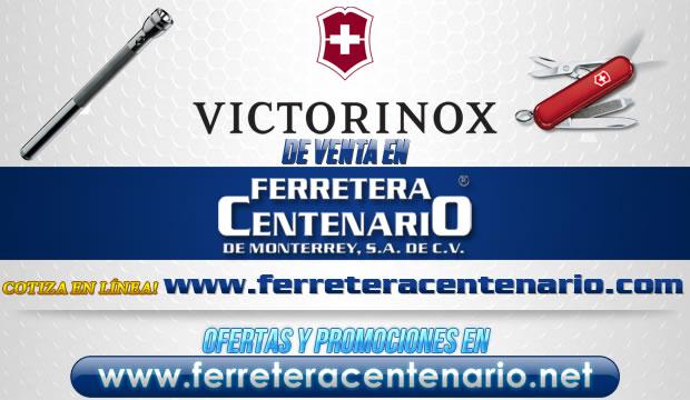 Productos VICTORINOX de venta en Ferretera Centenario