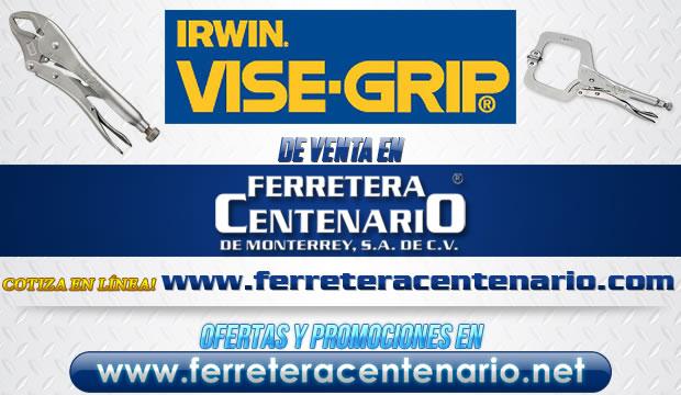 Productos IRWIN VISE-GRIP de venta en Ferretera Centenario