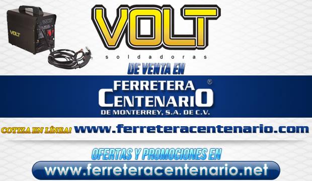 Soldadoras VOLT de venta en Ferretera Centenario de Monterrey