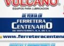 Productos VULCANO de venta en Ferretera Centenario