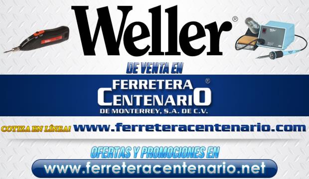 Productos WELLER de venta en Ferretera Centenario