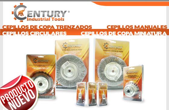 Nuevos Productos de la marca Century Industrial Tools