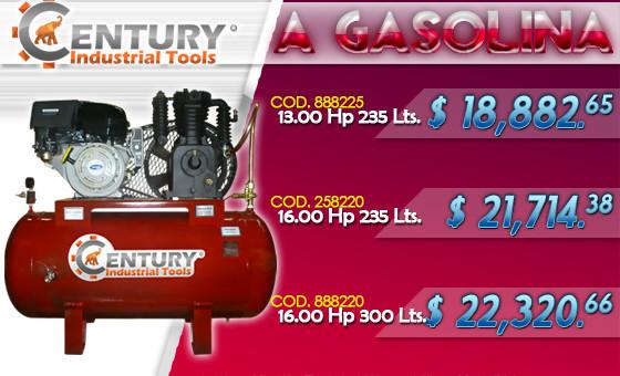 Compresor a gasolina a excelente precio