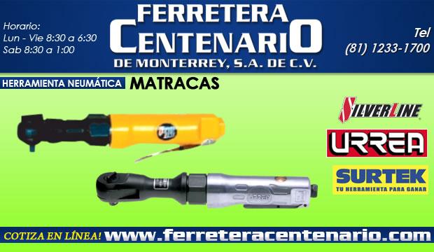 matracas neumaticas ferretera centenario de monterrey herramientas neumaticas