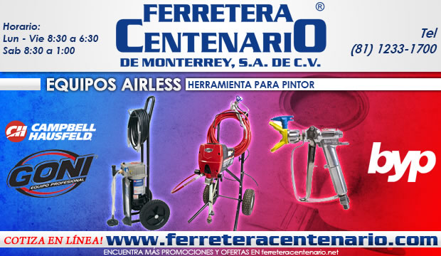 Equipos Airless