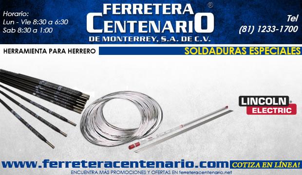 soldaduras especiales ferretera centenario de monterrey herreria
