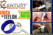 Cintas de teflon Century Industrial Tools