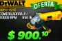 Esmeriladora DeWalt en oferta