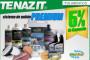 Pulimentos marca Tenazit en promoción