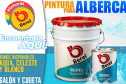 Pintura para Alberca marca Berel