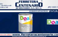 Acabados Automotrices marca DOAL