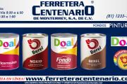 Fondos de las marcas Berel y Doal