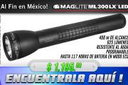Linternas de LED marca Maglite de venta en Ferretera Centenario