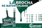 Brochas Century Industrial Tools