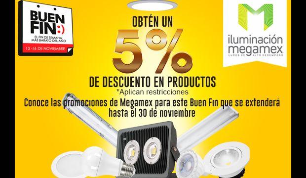 promociones iluminacion megamex ferretera centenario de monterrey mexico