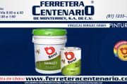 Pinturas Vinílicas Berelex Green