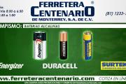 Baterias Alcalinas