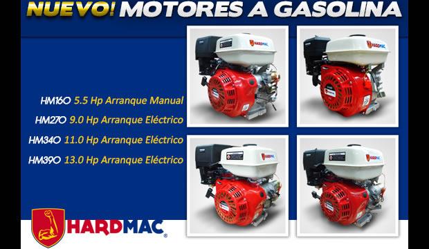 motores a gasolina hardmac ferretera centenario de monterrey mexico