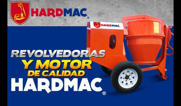 Revolvedoras y motor de calidad Hardmac