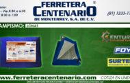Lonas en Ferretera Centenario de Monterrey