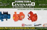 Motobombas Eléctricas