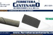 Cartuchos de óxido de aluminio Tenazit