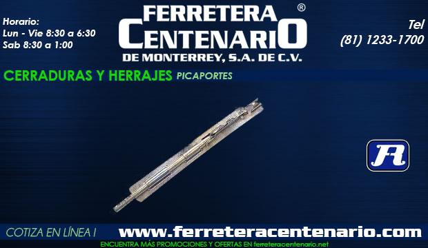 picaportes cerraduras herrajes ferretera centenario monterrey mexico