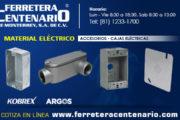 Cajas Eléctricas