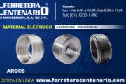Accesorios de Material Eléctrico - Reducciones