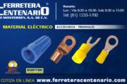 Terminales - Accesorios de Material Eléctrico