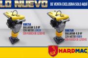 Lo nuevo en bailarinas con motor HARDMAC