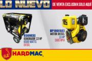 Lo nuevo de HARDMAC en motores y generadores diesel