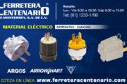 Clavijas - Material Eléctrico