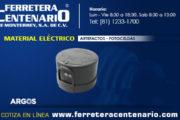 Fotoceldas y material eléctrico