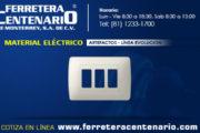 Material Eléctrico - Artefactos- Línea Evolución